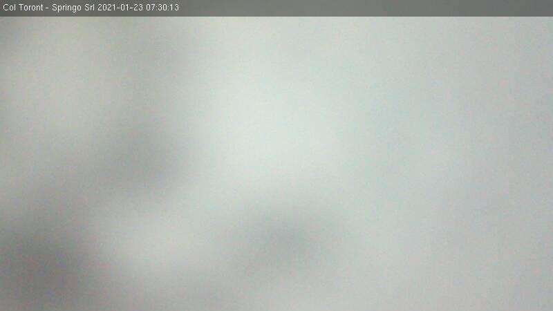 Vista su Col Toront dal Rif. Brigata